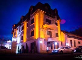 Hotel Rais, hotel din Târgu Jiu