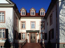 Herrenhaus von Löw, Hotel in Bad Nauheim
