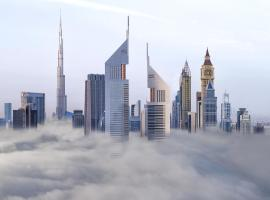 Jumeirah Emirates Towers, отель в Дубае