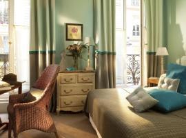 Hotel Le Sainte-Beuve, hotel near Montparnasse Bienvenüe Metro Station, Paris