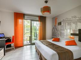 Lagrange Aparthotel Montpellier Millénaire, pet-friendly hotel in Montpellier
