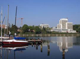 Vitalia Seehotel, Hotel in Bad Segeberg