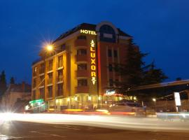 Хотел Луксор, хотел в Бургас