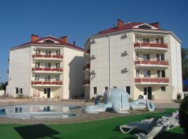 Аппартотель Сален, hotel with jacuzzis in Vityazevo