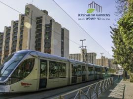 Jerusalem Gardens Hotel and Spa, отель в Иерусалиме