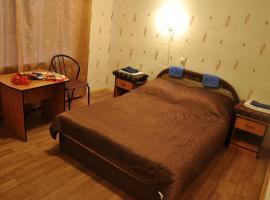 Belye Nochi Hotel, hotel in Saint Petersburg