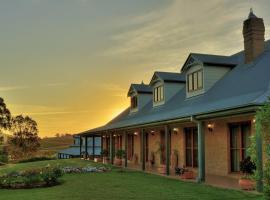 Berenbell Vineyard Retreat, hotel near Keith Tulloch Wine, Pokolbin