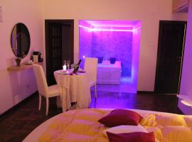 Kiss and Room, hotel a Roma