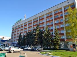 Гостиница Турист, отель в Твери