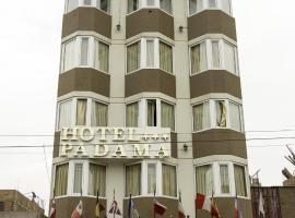 Padama, hotel near Jorge Chavez International Airport - LIM,