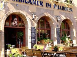 Gasthaus Pillhofer, guest house in Nuremberg