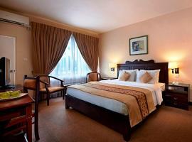 Berjaya Hotel Colombo, khách sạn ở Mount Lavinia