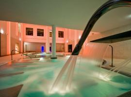 URH Hotel Spa Zen Balagares, golf hotel in Overo