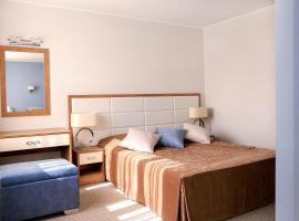 Гостиница Полет, отель в Перми