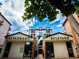 Hotel Bulevard, hotel in Hunedoara
