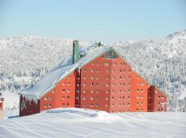 Karinna Hotel Uludag, отель в Улудаге