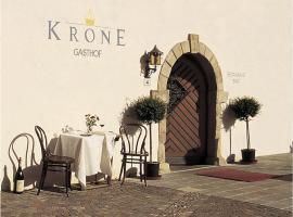 Gasthof zur Krone, hotel in Aldino