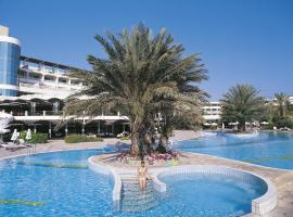 Constantinou Bros Athena Beach Hotel, hotelli Pafoksessa
