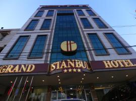 Grand Istanbul hotel, hotel in Erbil