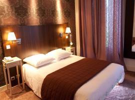 Hotel Les Negociants, hotel in Valence