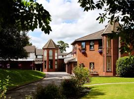Beaufort Park Hotel, hotel in Mold