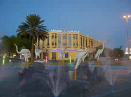 Al Massa Plus Hotel, hotel in Al Ain