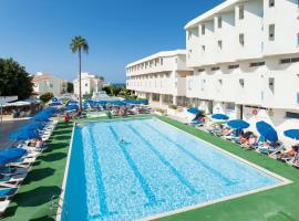 Kissos Hotel, отель в Пафосе