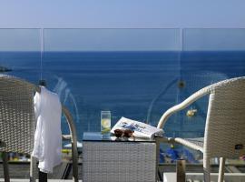 Kriti Beach Hotel, hotel in Rethymno Town