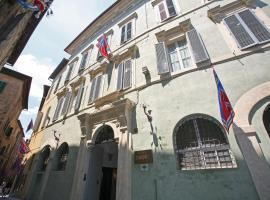 Hotel Duomo, hotel en Siena