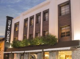 Hotel Cuenca, hotel in Cuenca
