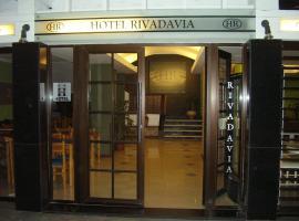 Hotel Rivadavia, hotel in Piriápolis