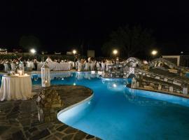 Vogdos Resort, accessible hotel in Seméli