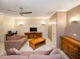 Apartments on Palmer, hotel in Rockhampton