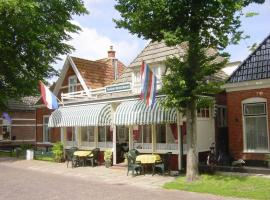 Pension Westerburen, hotel in Schiermonnikoog