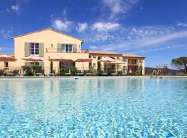 Les Domaines de Saint Endreol Golf & Spa Resort, resort in La Motte