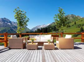 Hotel Mohnenfluh, hotel in Lech am Arlberg