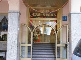 Hotel Las Vegas, hotel en Benidorm
