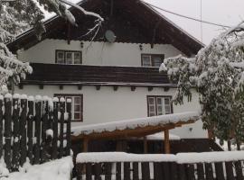 Drevenica Spanka, hotel v blízkosti zaujímavosti Lyžiarske stredisko Šachtičky (Špania Dolina)