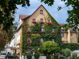 Hotel-Gasthof Post, hotel in Rothenburg ob der Tauber