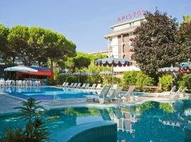 Hotel Ariston, hotel v Bibione