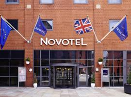 Novotel Manchester Centre, hotel in Manchester