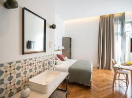 Casa Mathilda, alojamento para férias em Barcelona