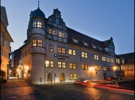 Wyndham Garden Quedlinburg Stadtschloss, hotel in Quedlinburg