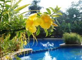Laguna Anjuna, hotel with pools in Anjuna