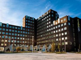 Wakeup Copenhagen - Carsten Niebuhrs Gade, hotel in Copenhagen