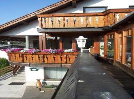 "Pension ""Dorfkrug"", budget hotel in Winterberg"