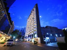 Hotel Century Zona Rosa, hotel in Mexico City