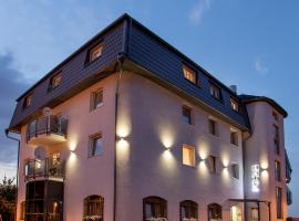 Amber Hotel, hotel in Gdańsk