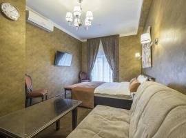 Pogosti na Tulskoy, hotel near VTB Ice Skating Arena, Moscow