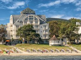 Hotel AM MEER & Spa, hotel in Binz